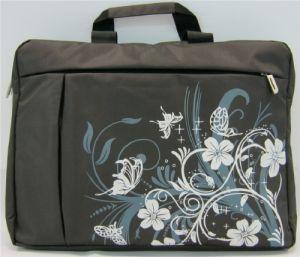 "Чанта Mammon Notebook Bag ST301 Dark Brown 15.6"""