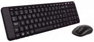 Клавиатура и мишка Logitech Wireless Combo MK220 Bulgarian layout