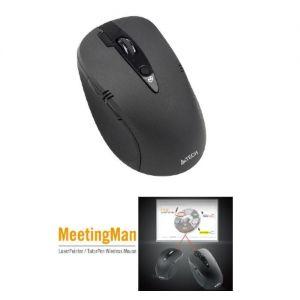 Мишка A4 Tech G10-660L LaserPointer/TutorPen Wireless USB