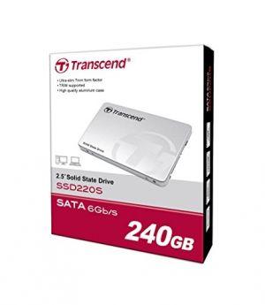 """Твърд диск Transcend 240GB 2.5"""" SSD SATA3"""