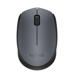 Мишка Logitech Wireless Mouse M170 Grey