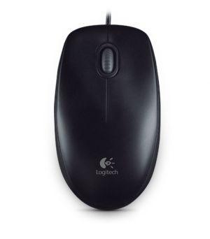 Мишка Logitech B100 Black ОЕМ