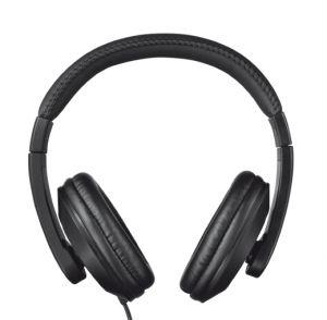 Слушалки TRUST Eno Headphone - black