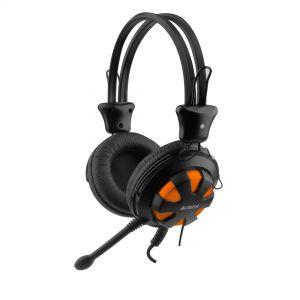 Слушалки с микрофон A4 Tech HS-28