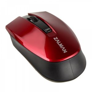 Мишка Zalman ZM-M520W RED Wireless