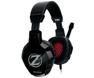 Слушалки с микрофон  Zalman ZM-HPS300