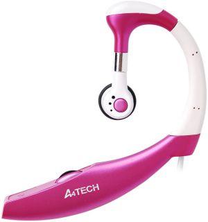 Слушалка A4 Tech HS-12  Розов