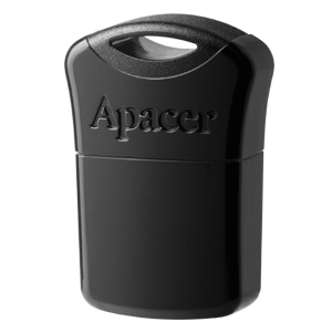 Памет Apacer 8GB Black Flash Drive AH116 Super-mini