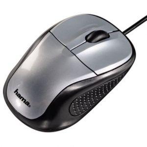 Mouse Hama AM-100 Optical USB Silver