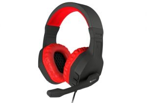 Слушалки с микрофон Genesis Gaming Headset ARGON 200 RED