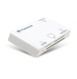 Четец за флаш карта Transcend Multi-Card Reader P8