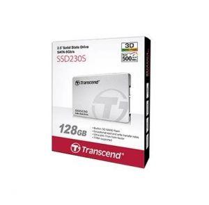"""Твърд диск  Transcend 128GB 2.5"""" SSD 230S"""