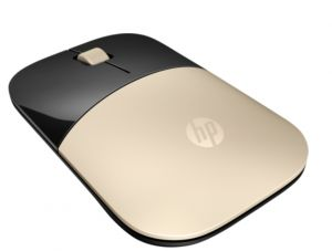 Мишка HP Z3700 Gold Wireless Mouse