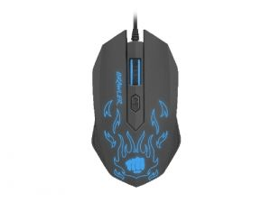 Мишка Fury BRAWLER Gaming Mouse 1600DPI