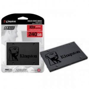 Твърд диск  Kingston A400 2.5 240GB SATA SSD