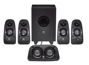 Speakers Logitech Surround Sound Speaker Z506