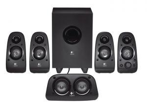Speakers Logitech Surround Sound Speaker Z506