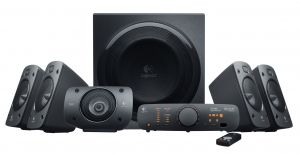 Speakers Logitech Surround Sound Speakers Z906