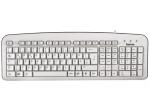 Клавиатура Hama K210 USB White