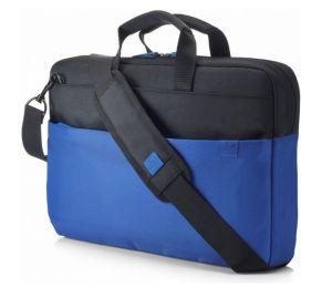 "Чанта  HP 15.6"" Duotone BriefCase - Blue"