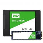 "Твърд диск  Western Digital Green 480GB SATA III 2.5"" Internal SSD"